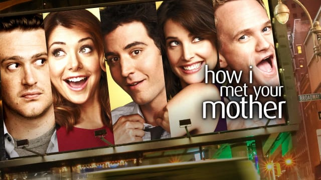 how i met your mother stream english