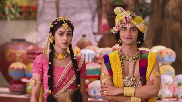 Watch Radhakrishn Episode 7 Online On Hotstar Com