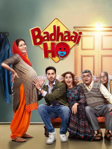 badhaai ho online watch